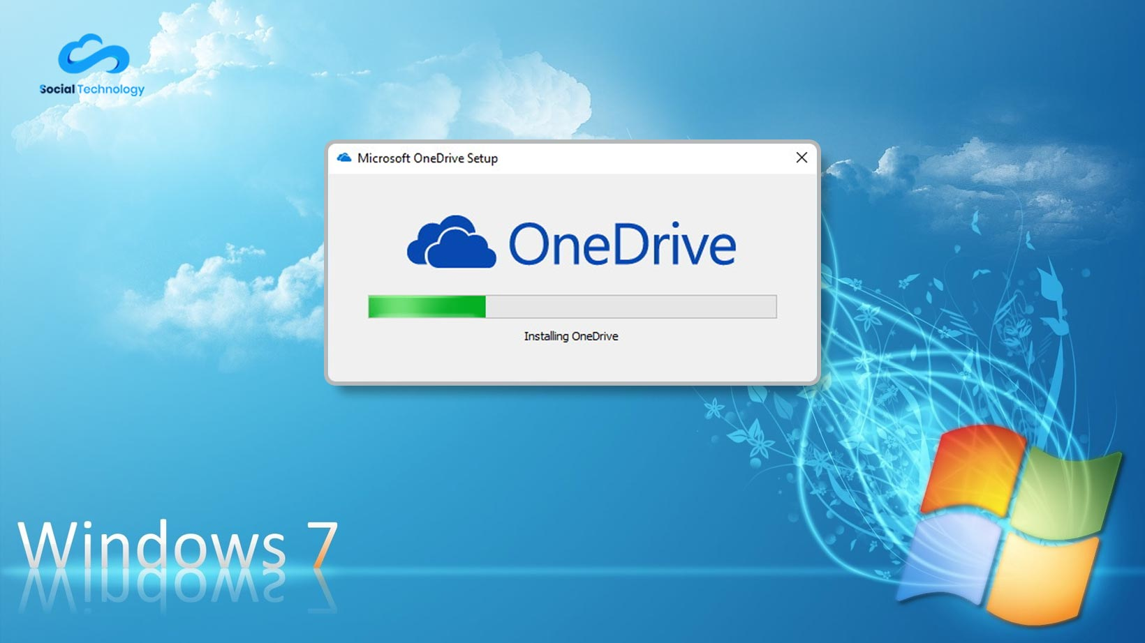 onedrive windows 7
