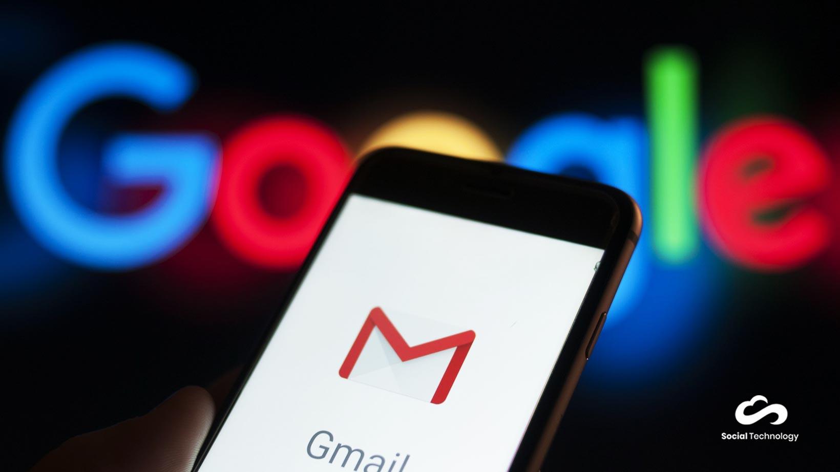 cloud gmail