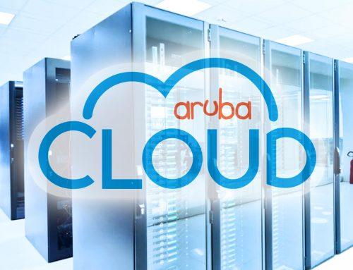 Aruba VPS Sebagai Web Server dengan Teknologi Cloud